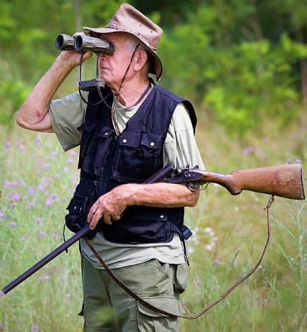 prismaticos para cazar