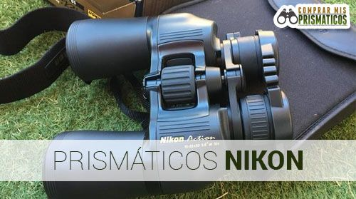Prismáticos Nikon