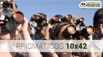 Prismáticos 10x42
