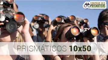 Prismáticos 10x50