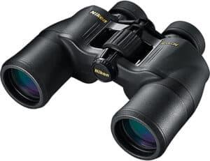Prismatico tipo 10x50 marca Nikon modelo aculon